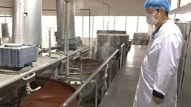 揭秘畅销海外的青岛辣椒酱生产过程