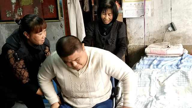 瘫痪男劝未婚妻改嫁,准岳母变