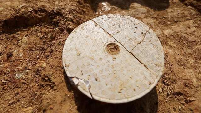 工地挖出2千年前古墓群,墓主姓黄?
