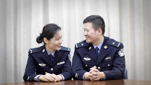 警察夫妻的爱情:出警遇险,绝不说