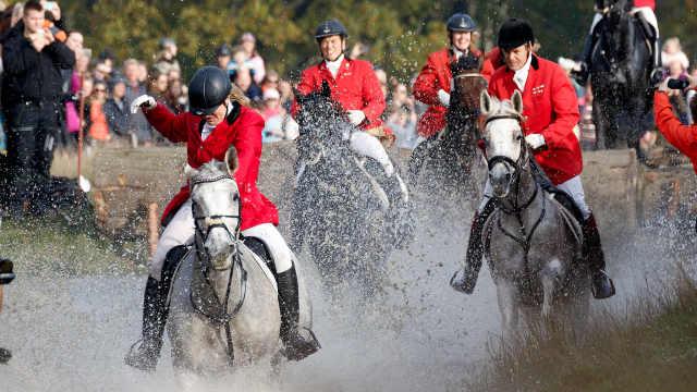 丹麦百人大赛马,胜者享皇室颁奖