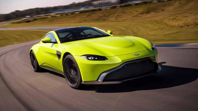 阿斯顿马丁更新了旗下最畅销的跑车