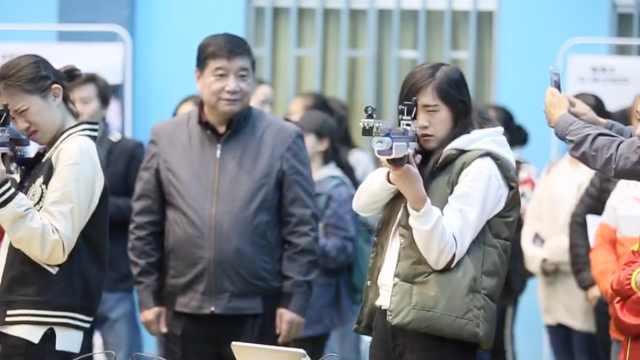 这高校要开射击课!王义夫亲自指导