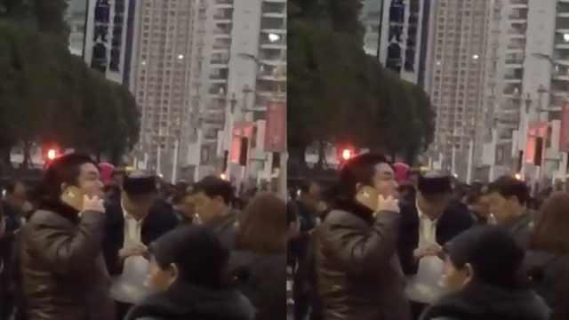 视频|重庆5级地震,主城区震感明显