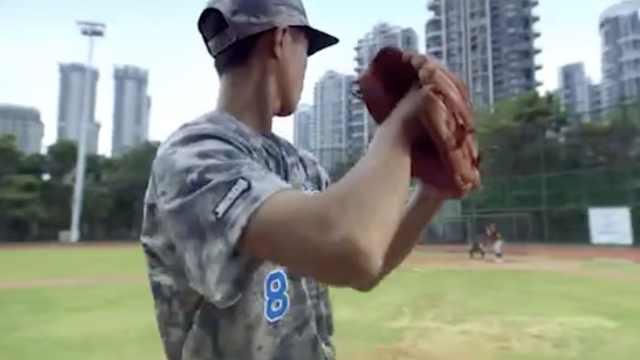 两岸学生棒球队深圳大对决