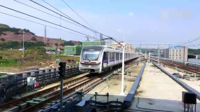 重庆轨道5号线和10号线,即将开通