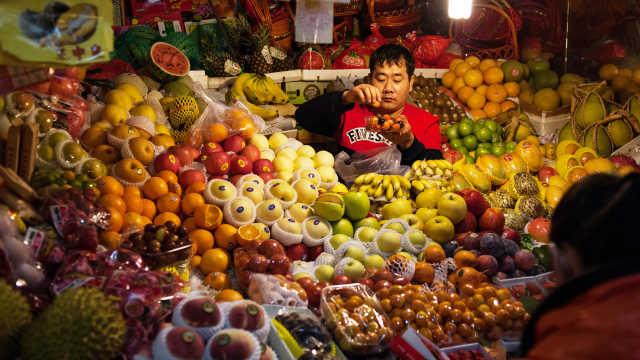 北京最国际化的菜市场!买遍全世界
