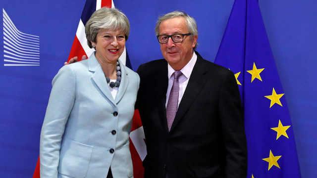 就在刚刚!英国与欧盟达成脱欧协议