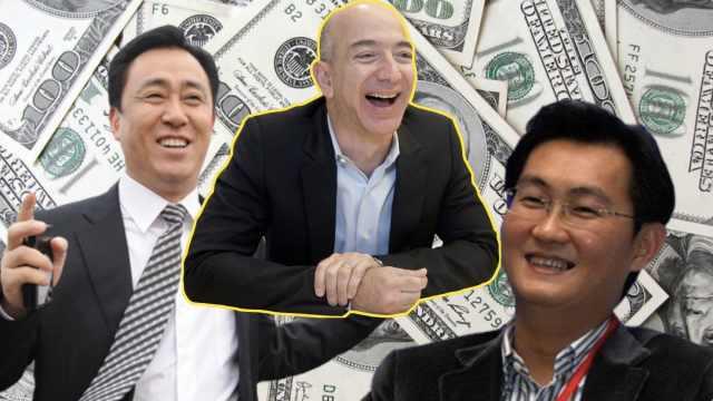 今年中国谁最赚钱:马化腾只排第二