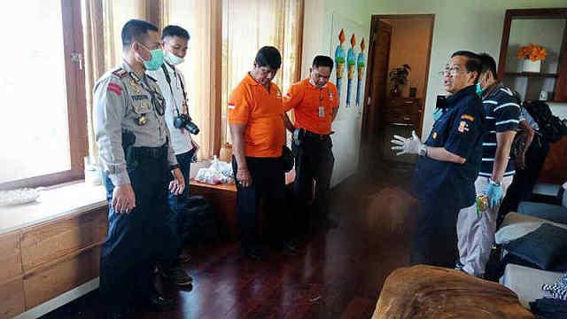 中国公民巴厘岛遇害,胸前4处刀伤
