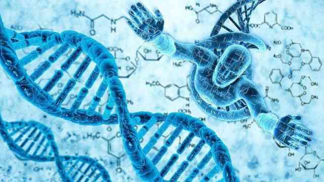科技周报: 注射改造基因?怕怕的