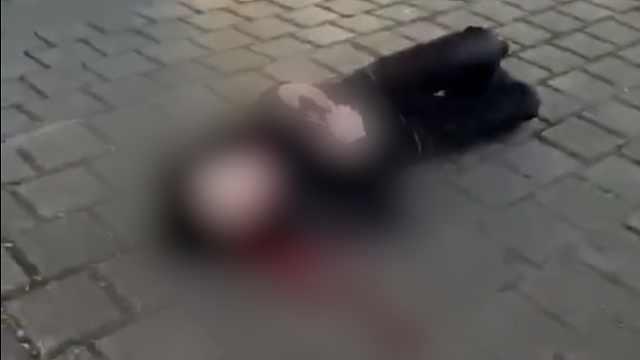 男子遭射钉枪打头,嫌犯已被抓获
