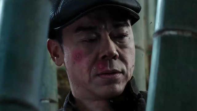 刘青云脸上蚊虫叮咬竟然是这样化的