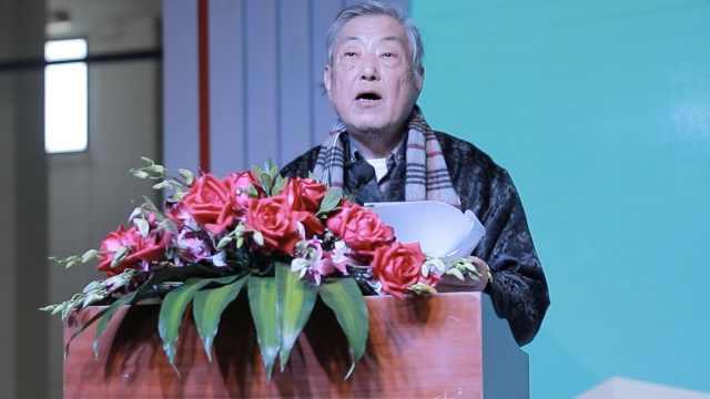 诗人食指两问中国诗歌