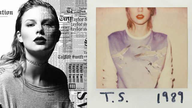 欧美专辑销量榜霉霉阿黛尔平分榜单