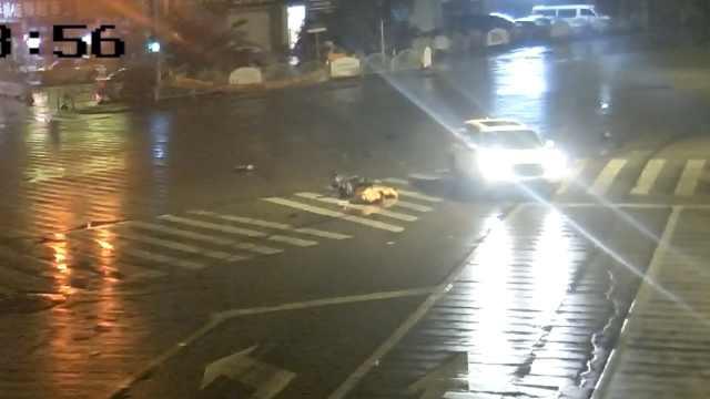 無證司機肇事逃逸,車被查嚇得自首