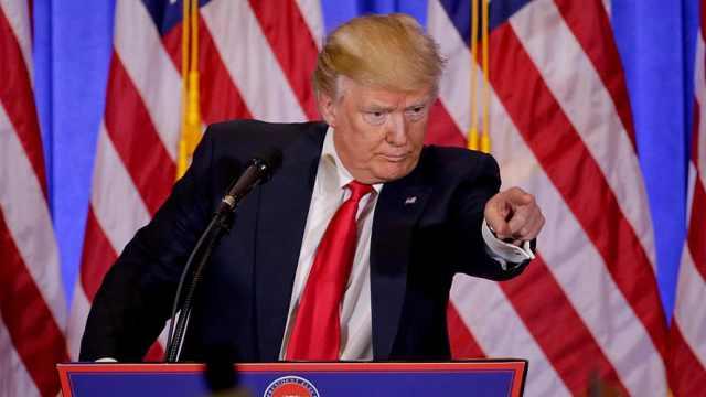美国cnn官网_不满CNN记者提问,川普:出去!_时差视频-梨视频官网-Pear Video