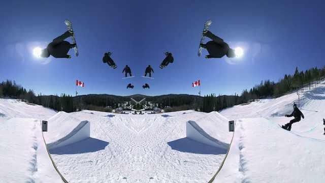 擦亮眼!来跟奥运冠军学学滑雪技术