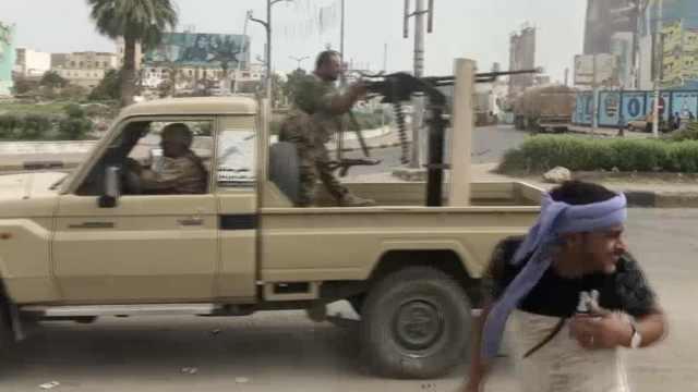 枪林弹雨!拍客亲历也门首都激战