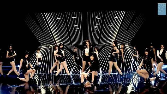 直播:SNH48出道五周年纪念演唱会