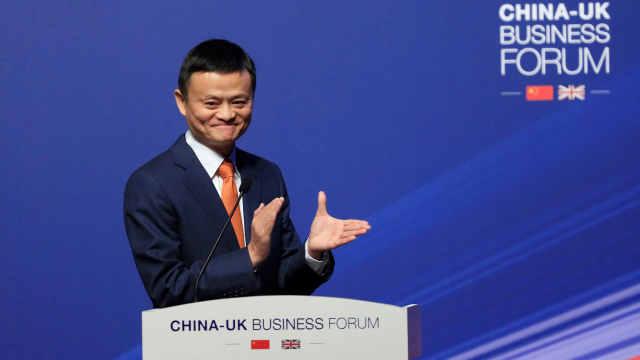 马云:英国绅士风度应该进口中国