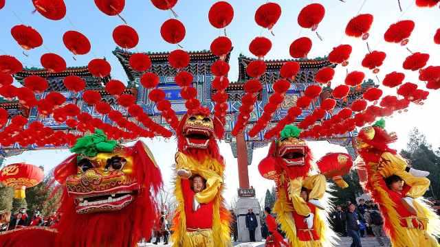全世界还有哪些国家过中国春节?