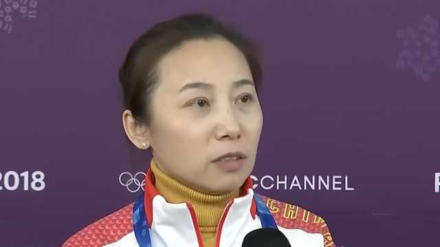 武大靖教练谈夺冠:真的憋着一口气