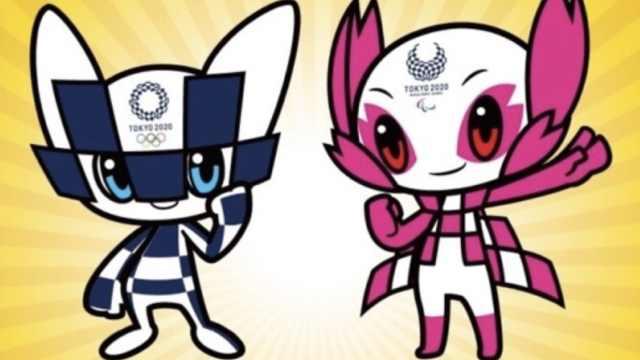 东京奥运会吉祥物,小学生选了这俩