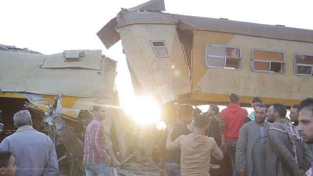 埃及火车相撞,至少16死超40人受伤