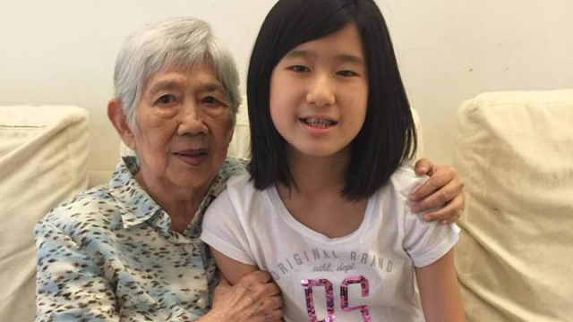 14岁华裔女孩开发APP,盖茨点赞
