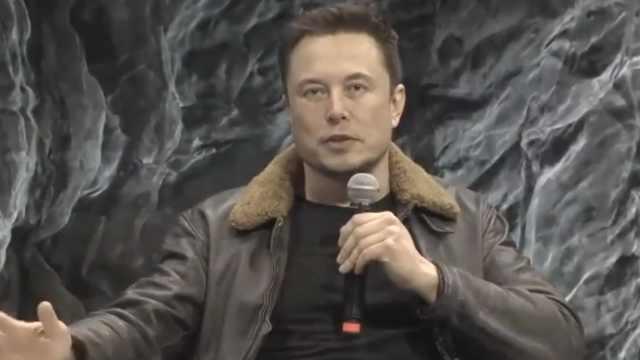 马斯克:火星飞船明年上半年试飞