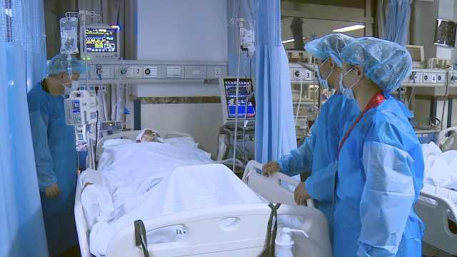 小伙遇车祸脑死亡,家属捐器官救5人