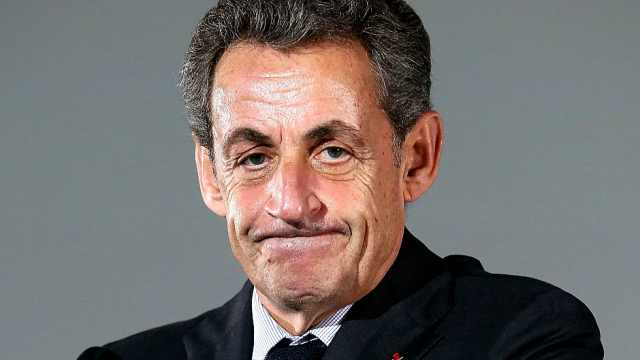 法国前总统萨科齐被捕,正接受调查