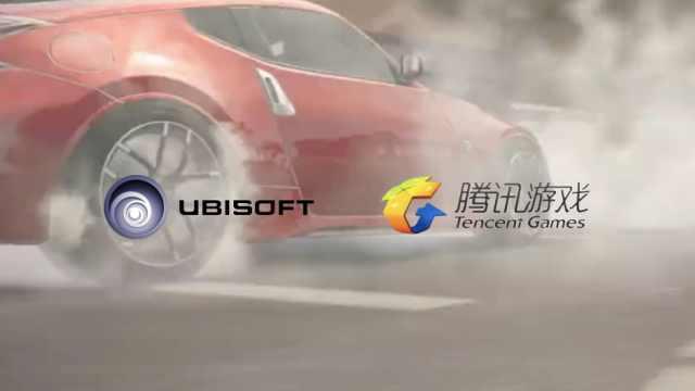 育碧宣布腾讯入股:把游戏带入中国