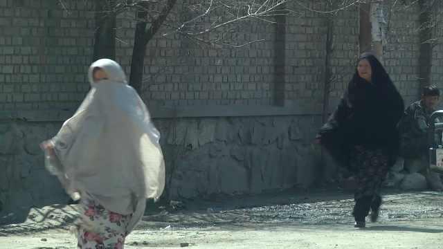 阿富汗节日发生自杀式爆炸,IS认领