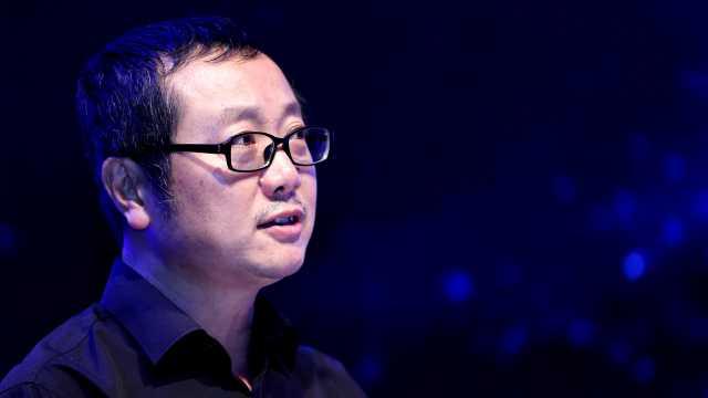 亚马逊10亿拍三体,听刘慈欣怎么说