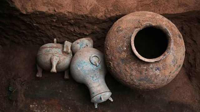 两千年前黄酒出土,适饮与否不确定