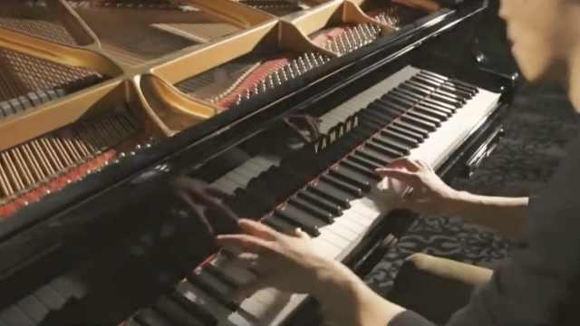 欧美控必听!钢琴演奏17年热门歌曲