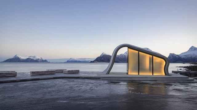 挪威建全球最美公厕,耗资1238万元