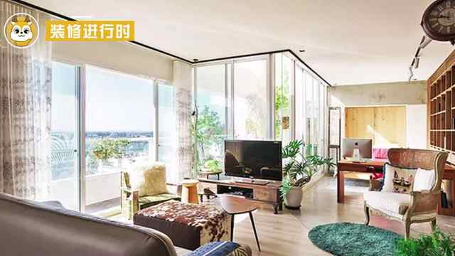 小户型日光公寓装修案例分析