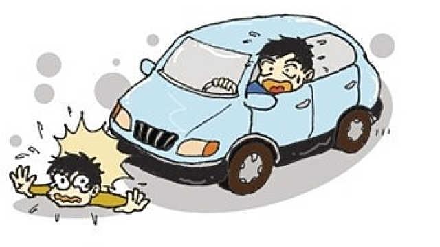 男子试驾新车撞死人,狂甩锅给店家