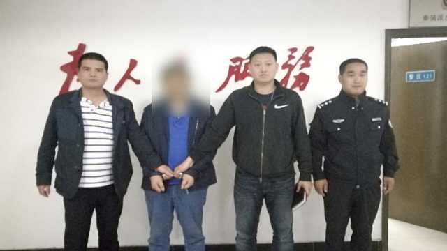 京太 竞训2_男子重伤他人逃两年,集市卖瓜被抓_一手Video-梨视频官网-Pear Video