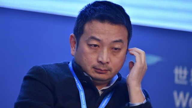 梁建章:我不像马云,从不后悔创业