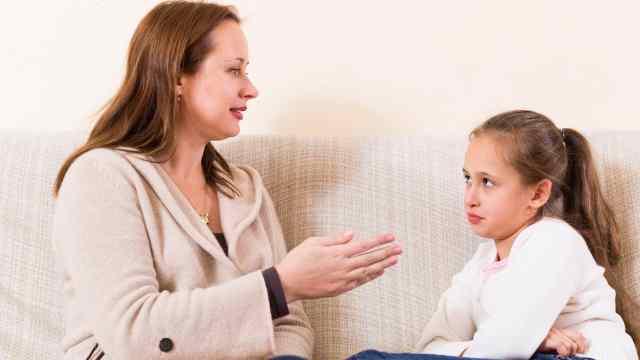 面對孩子撒謊,家長應該怎么應對?