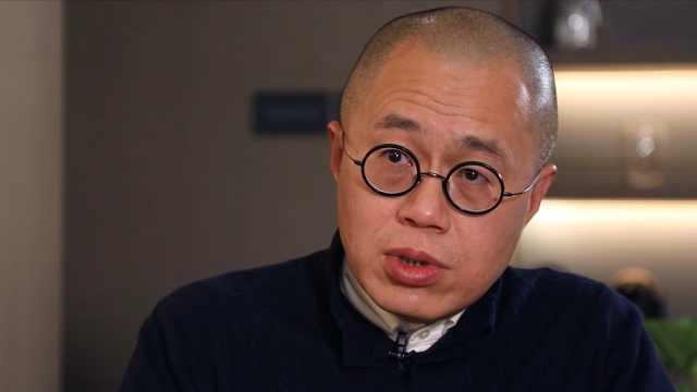 梁文道开腔丨北京的夜景我都看遍了