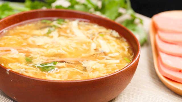 这道汤开胃又消食,鲜香扑鼻!