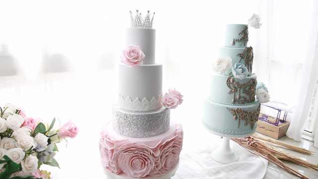 美女建筑师弃20万年薪,转行做蛋糕