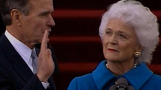 美前总统老布什妻子去世,享年92岁