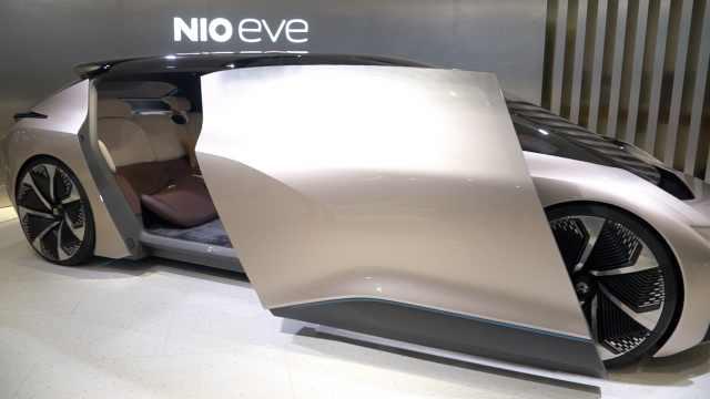 蔚来CEO李斌:未来汽车是第二起居室