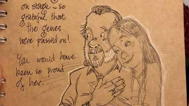 催人泪下!他每天用漫画思念亡妻